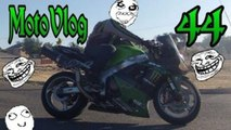 The Mini Moto, 100MPH Filtering, And The Mistreated MotoBikes (MotoVlog #44)