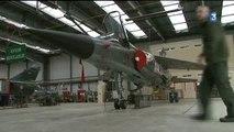 Mirage F1 à la Base aérienne de Rochefort