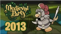 Club Penguin- Medieval Party 2013