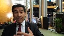 Politique du rail en Europe : conclusion du premier tour en plénière par Karim Zéribi
