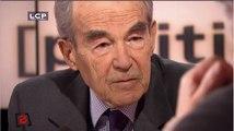 PolitiqueS : Robert Badinter
