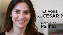 César 2014 : Géraldine Pailhas