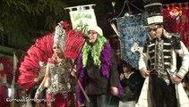 Carnaval Tarragona 2014 | Entrada del Carnestoltes i la Concubina