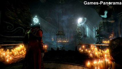 Castlevania: Lords of Shadows 2 - First Looks/Gameplay - Games-Panorama HD DE