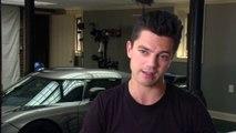 Need For Speed Interview - Dominic Cooper (2014) - Aaron Paul Racing Movie HD