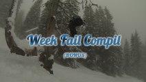 Week Fail Compil : Spécial Ski (Bonus)