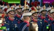 La Sexta - Mas vale tarde: ¿Policía Nacional Militar?