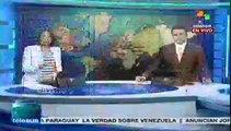 Opiniones contrarias se enfrentan en Parlamento europea por Venezuela