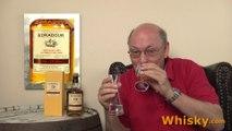 Whisky Tasting: Edradour 19 years 1993 Sauternes Finish