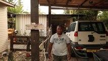 A l'endroit : en Nouvelle-Calédonie, à Boulouparis