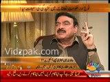 Nawaz Sharif posted Najam Sethi as chairman PCB to settle things with BIG3 - Sheikh Rasheed
