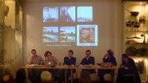 """Table ronde """"Archives et art contemporain"""" à l'occasion de l'exposition de Mathieu Pernot et Philippe Artières"""