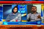 DAWN Faisla Awam Ka Asma Shirazi with MQM Asif Hasnain (10 April 2014)