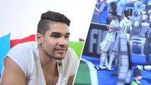 Louis Smith Lays Down His FIFA Skills