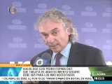 Pedro España: Tarjeta de abastecimiento seguro debe ser para los más necesitados