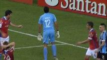 Copa Libertadores: Gremio 1-0 Nacional