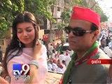 Daughter-in-law Ayesha Takia slams Abu Azmi over death penalty for sex remark - Tv9 Gujarati
