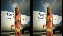 KATE UPTON - 2014 ZERO GRAVITY SPORTS ILLUSTRATED SWIMSUIT SHOOT (3D HD)- Fashion/Model/Supermodel