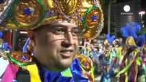 Brésil : le Carnaval de la joie bat son plein à Rio !
