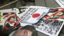 Des Coréens réclament la reconnaissance des crimes de guerre japonais