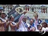 Brasile, Re Momo dichiara aperto il Carnevale di Rio. Riappare movimento di protesta, ma questa volta niente violenza