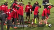 'Atletico de Madrid ya es muy respetado': Cristián 'Cebolla' Rodríguez