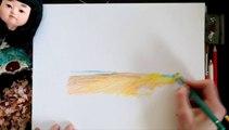 Tableauscopie #26 « Nuages lumineux… » au musée Marmottan Monet