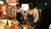 SIA 2014 : ateliers cuisine les chefs
