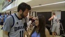 Player Interviews - New York vs Boston and Dallas vs Miami (week 1)