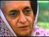 Indira Gandhi talking about Rajiv Gandhi and Rahul Gandhi | Rare Footage