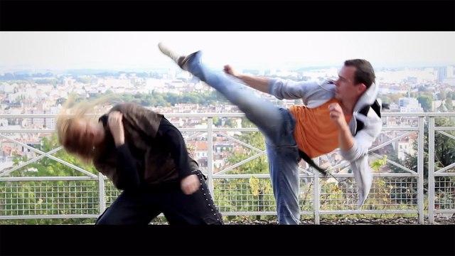 Sam Quéré - Action Stunt Reel