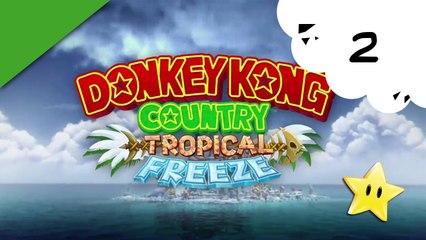 Donkey Kong Country Tropical Freeze - Wii U - 02