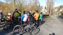Pause au Château Fort Rallye ALex Singer 2014  (Vélo Vintage @ Gogo)