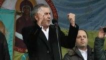 """""""Si seulement les Européens avaient votre courage"""", lance BHL aux Ukrainiens"""