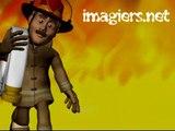 Chanson # Au feu les pompiers
