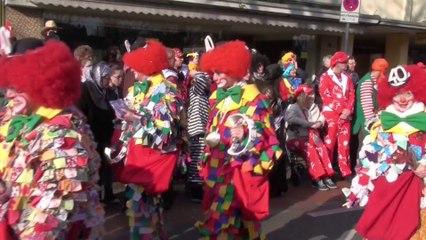 Wiesdorfer Karnevalszug (02.03.2014)