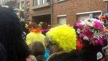 Carnaval de Dunkerque : il ne fait pas bon être à son balcon.