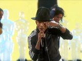 Pharrell Williams - Happy - Oscars 2014