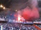 PSG - Nantes tribune boulogne