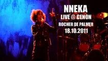 Nneka Live @ Cenon Le Rocher De Palmer 18.10.2011 God Knows Why - War