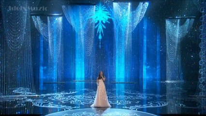Idina Menzel - Let It Go - Oscars 2014
