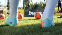 Florian Thauvin relève le Challenge bwin des ballons à eau