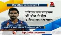 indian media  rony lag gya hahah must watch afridi  k 6xir k bad