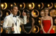 Oscars 2014 - Matthew McConaughey -  Best Actor