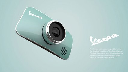 Vespa Camera Is Here | Say Cheese !