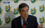 François Fillon sur Radio J - questions internationales - 02/03/2014