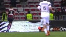 #OGCNToulouseFC : Le but de Wissam Ben Yedder