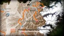 Critérium du Dauphiné 2014 - Parcours