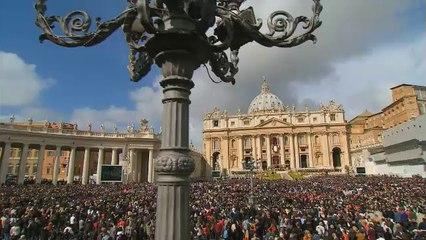 Teaser: Au cœur du Vatican