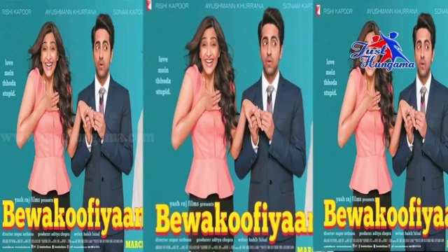 Sonam Kapoor In Hot Pink Bikni | Bewakoofiyaan | Yash Raj FIlms | Just Hungama | Bollywood Gossip